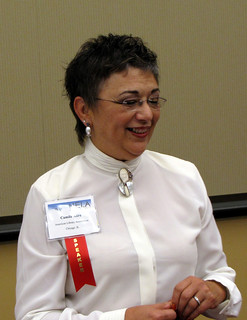 Dr. Camila Alire, ALA President