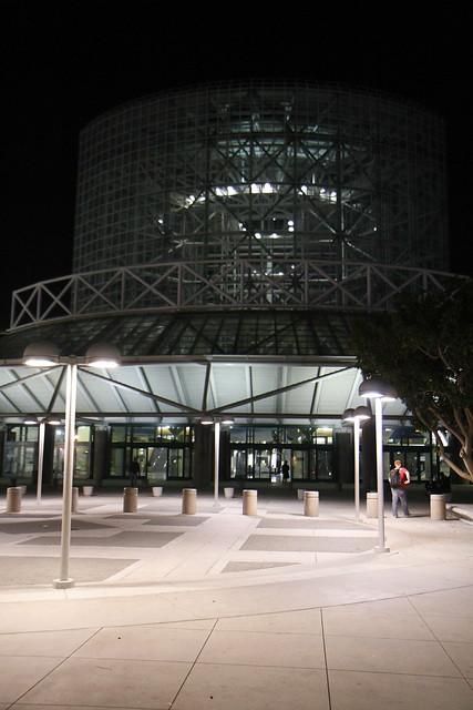L.A. by night