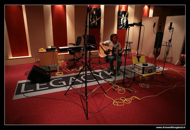 James Lugo @ Legacy studio