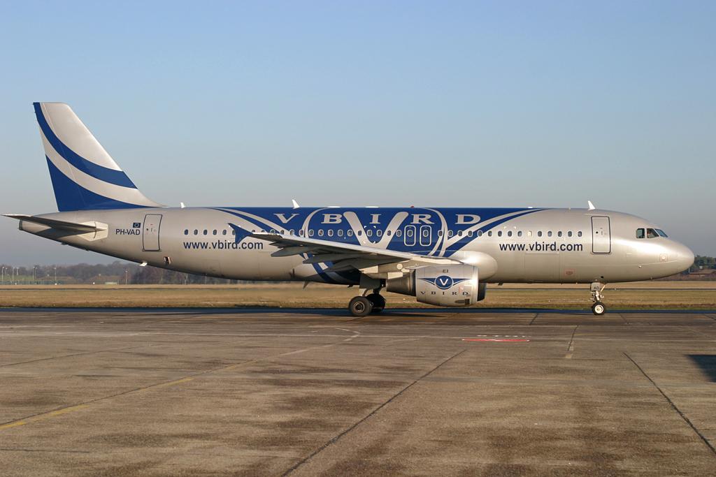 PH-VAD A320 V-Bird B