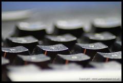 Keyboard Dust | by Aaron Stone.