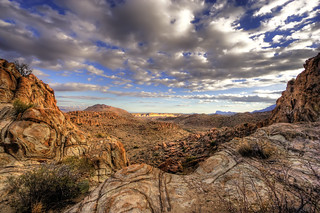 Grapevine Canyon Vista | by Steve Davies