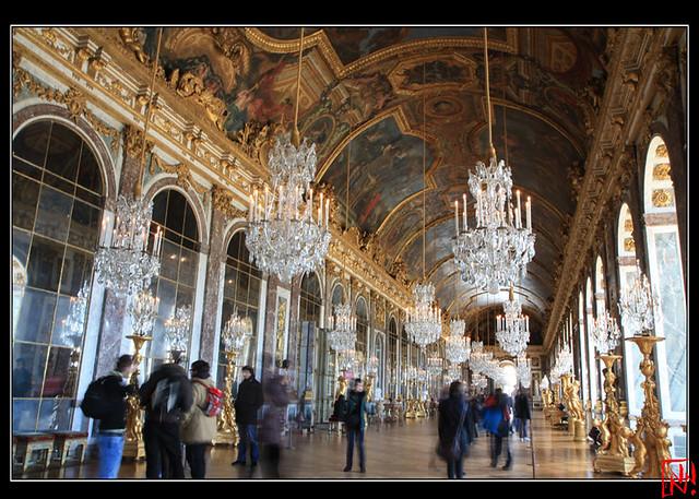 Versailles Galerie des Glaces