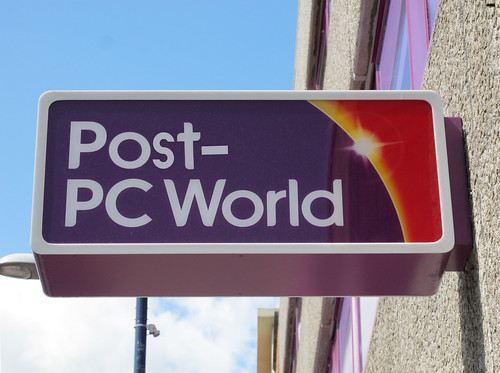 Post-PC World | by Ant McNeill