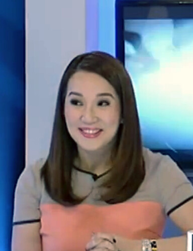 Kris Aquino on Aquino And Abunda Tonight | by michaelhoward896