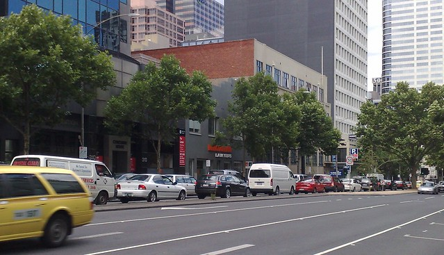 King Street, lunchtime