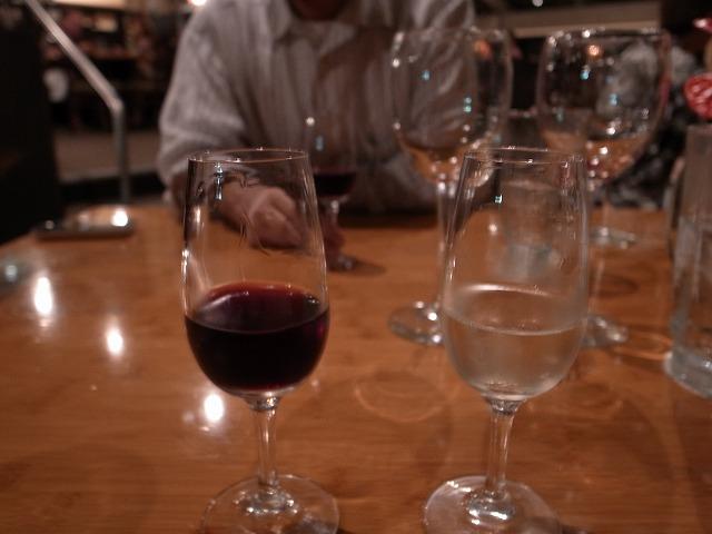 <p>デザートによってワインの種類も変わります</p>