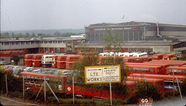 Aldenham Bus Works