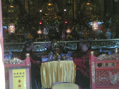 Monks holding a ritual | by _Yuki_K_
