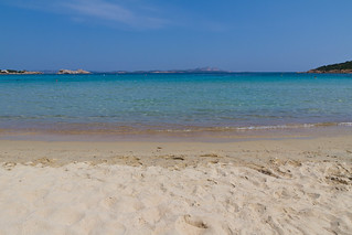 Strand in Baja Sardinia VII | by Andreas Issleib