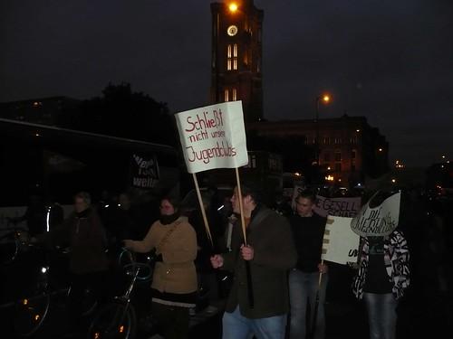 1. Berlinweite Demonstration gegen den Sozialabbau | by dzvo2002