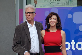 Ted Danson & Mary Steenburgen | by Sharon Graphics