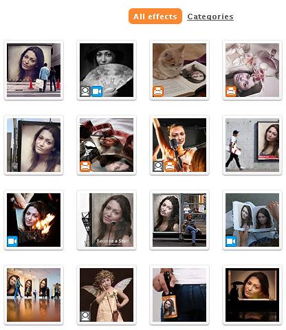 Photofunia - An online magical photo editing tool   Photofun