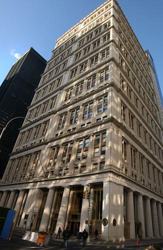 American Telephone Amp Telegraph Company Building