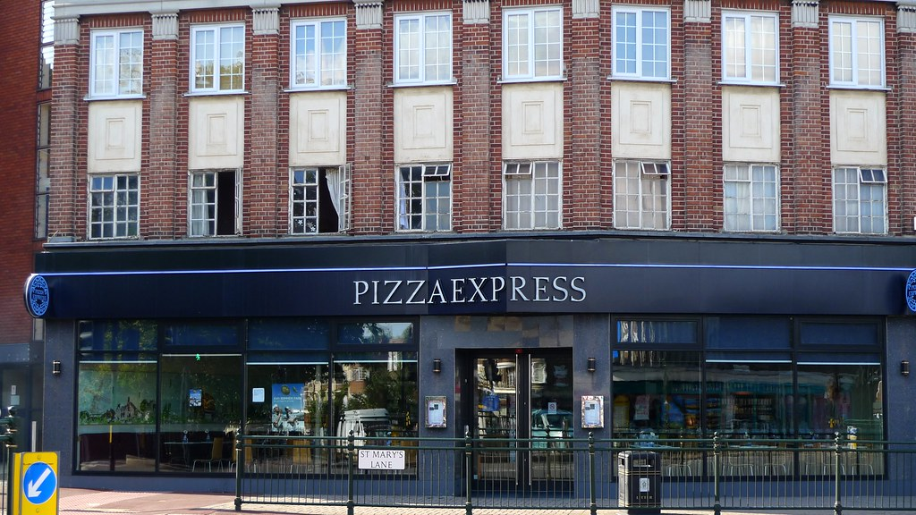 Pizza Express Upminster Rm14 Flickr Photo Sharing