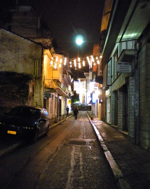 Ioannina, Greece - December 2009