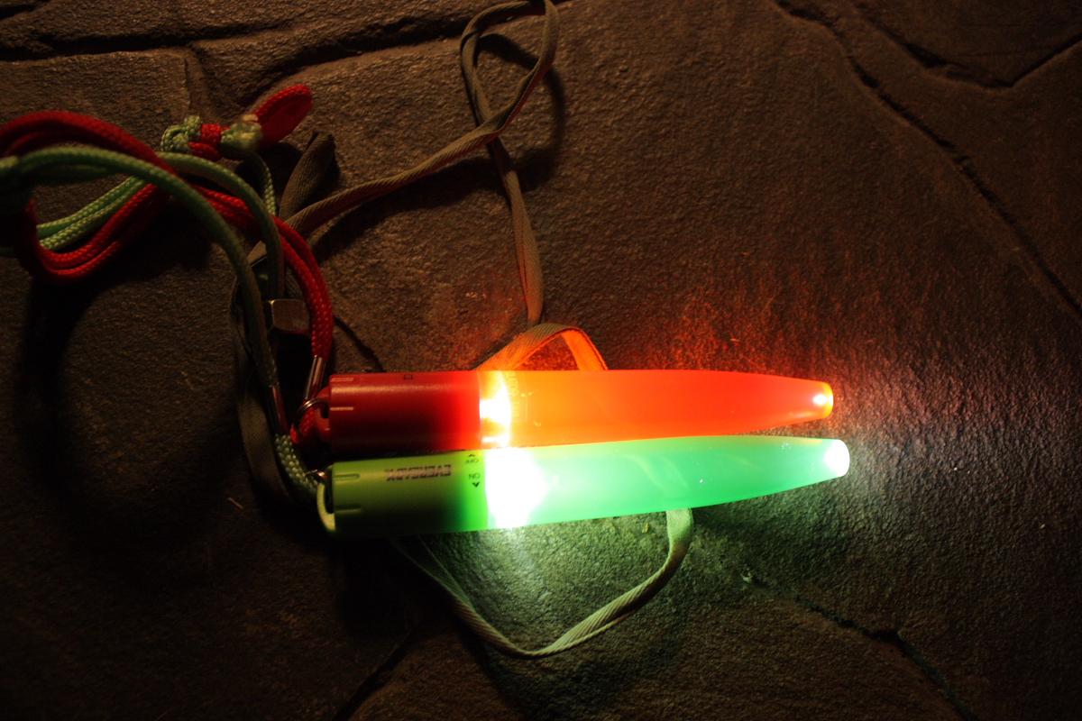 Electric Glow Sticks
