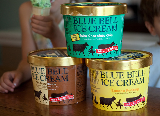 Blue Bell Has Arrived