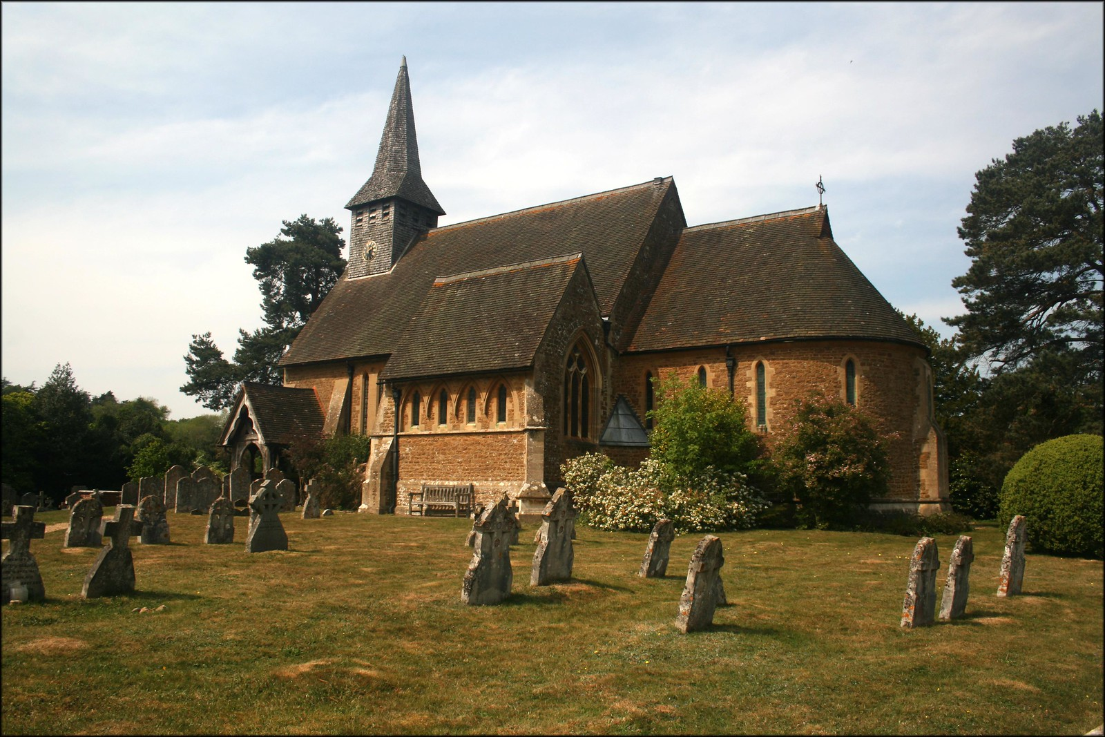 Hascombe Church