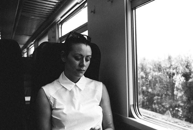 genoa to portofino by rail