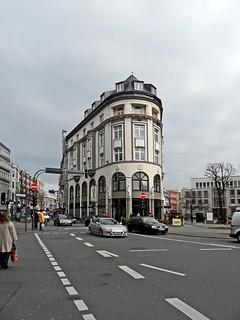 Wuppertal - Wohnhaus am Kasinokreisel (1912)