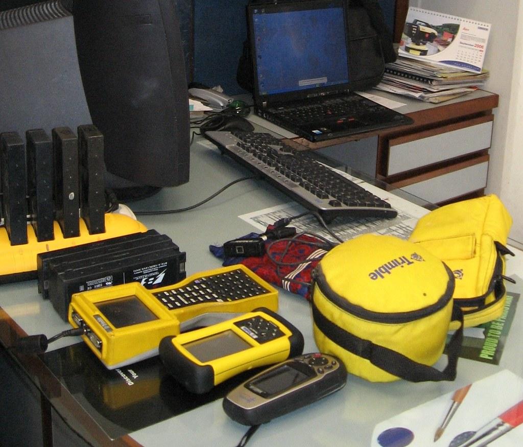 Zawwar DGPS Survey instrument | Zawwar Hussain | Flickr