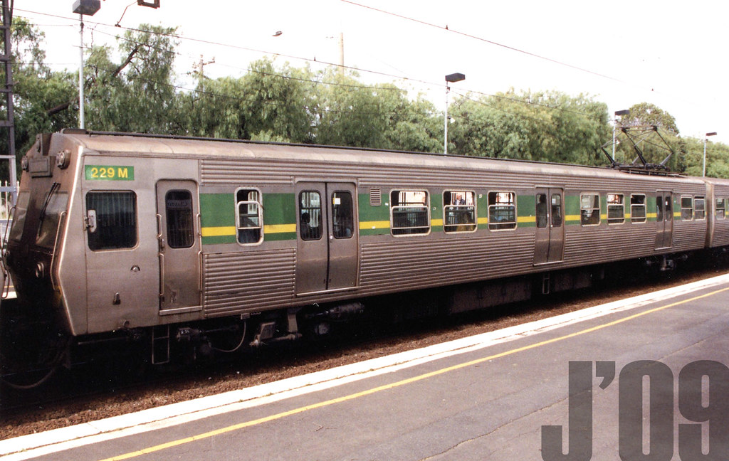 229M makes a cameo @Clayton ~10.03.03 by James 460
