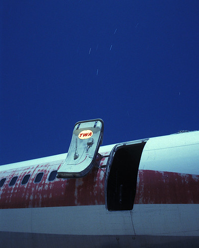 Faded Fuselage by Lost America