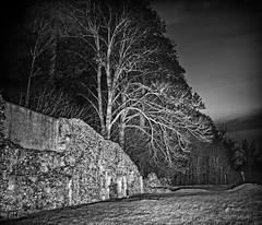 Haunted Ruin | by Hexagoneye Photography