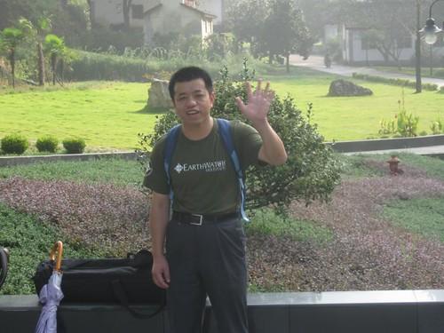 Thu, 09/17/2009 - 20:07 - Dr. Mi Xiangcheng. Plot leader. Credit: CTFS