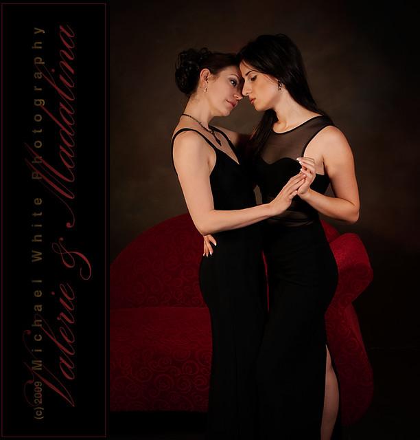Лесбиянят в танце, фильм табу за пределами табу
