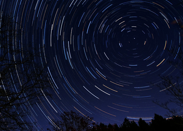 Star Trails - #0141-0198