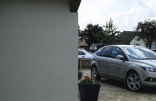 Chroma parking focus