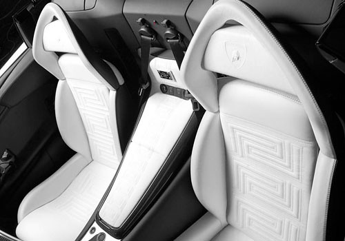 Lamborghini Murcielago Rear Seats Interior Photo Lamborghi Flickr