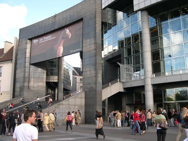 Opera Bastille, Oct 2006