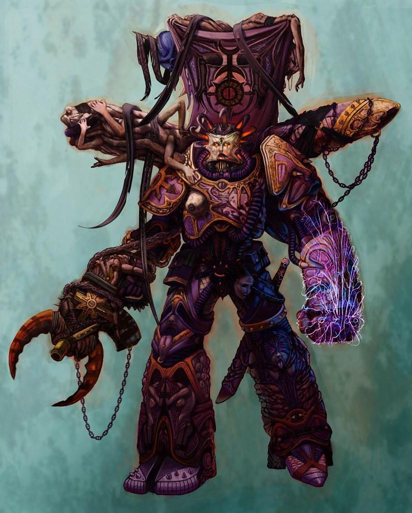 Slanesh Chaos (Warhammer)