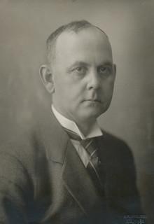 Arkitekt Sverre Pedersen (1882-1971)