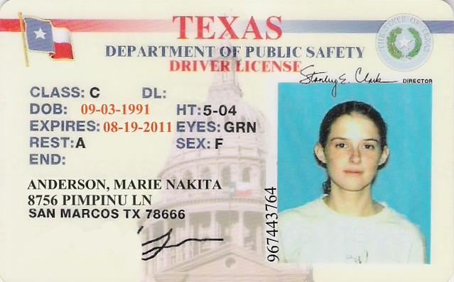 Gthnjtym Texas-id-card-new-and-old Gthnjtym Texas-id-card-new-and-old Flickr