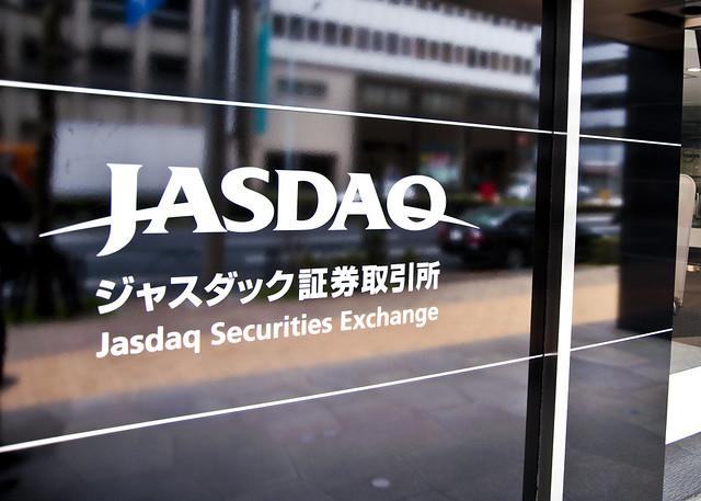 JASDAQ logo