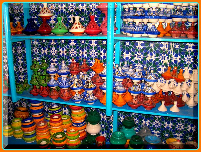 Morocco-in the store
