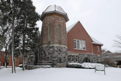 Starkweather Hall