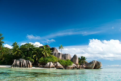 Seychelles - La Digue - Anse Source d'Argent [1] | by dibaer