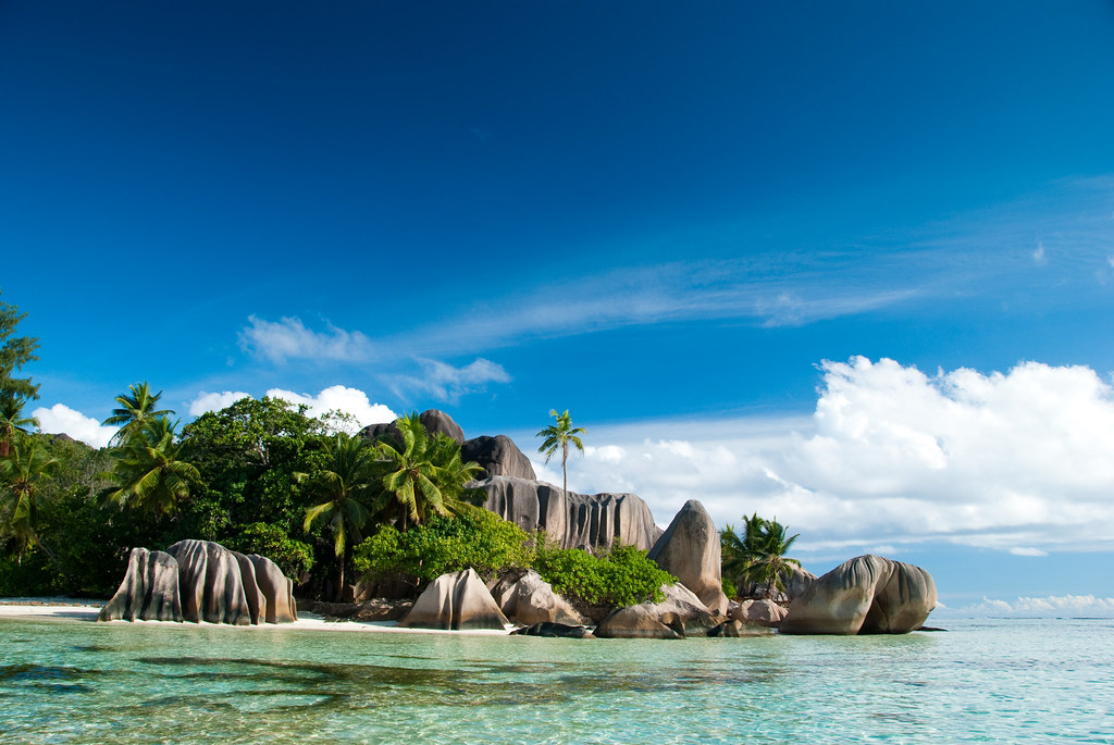 Seychelles - La Digue - Anse Source d'Argent [1] by dibaer