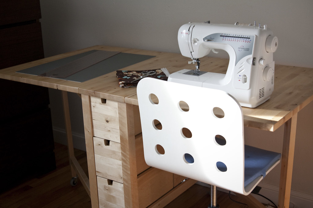 Sewing Table Jpg Norden Gateleg Table From Ikea