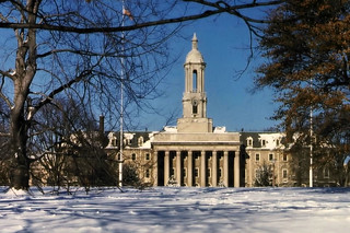 Penn State - Old Main Admin Building