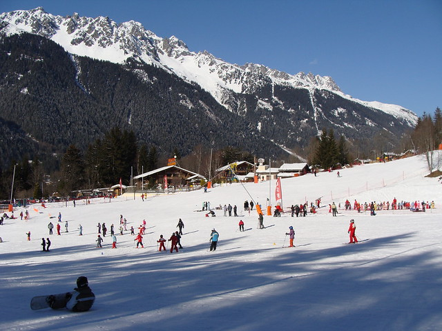 Ski Park Les Planards