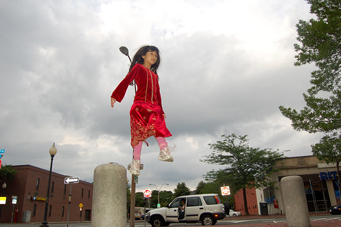 Emily Levitation