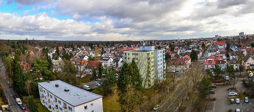 Über den Dächern von Neu-Isenburg.2