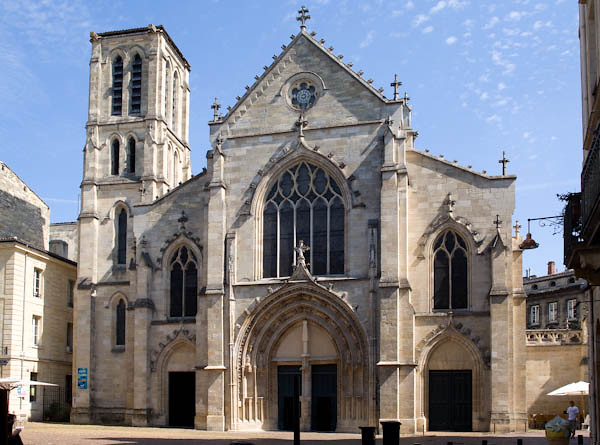 BORDEAUX GIRONDE FRANCE   Église Saint Pierre BORDEAUX ...