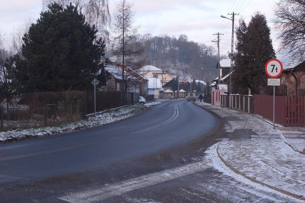 Ulica Kilińskiego / Kiliński street